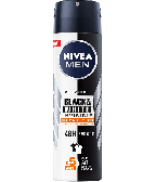 Nivea Black and white ultimate impact deo spray for men (only available within the EU)