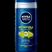 Nivea Energy shower gel for men small