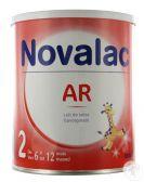 Novalac Anti-reflux opvolgmelk AR 2 melkpoeder (vanaf 6 tot 12 maanden)