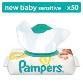 Pampers New baby babydoekjes sensitive