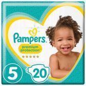 Pampers Premium protection luiers junior maat 5 (11-23 kg)