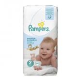 Pampers Premium protection new baby sensitive maat 2 mini (3-6 kg)