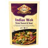 Patak's Indian wok Goan sweet & sour