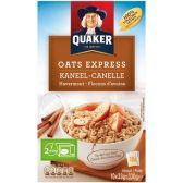 Quaker Oats express kaneel havermout