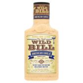 Remia American garlic the real wild bill