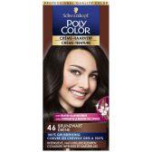 Schwarzkopf Poly color haarverf bruinzwart 46