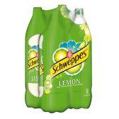 Schweppes Limonade lemon groot 4-pack