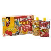 Servero Slurpfruit banaan-aardbei 12-pack