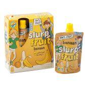 Servero Slurpfruit banaan 4-pack