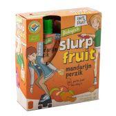 Servero Slurpfruit mandarijn-perzik biologisch 4-pack