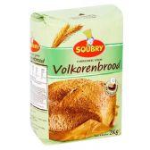 Soubry Tarwemeel voor volkorenbrood