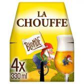 La Chouffe Beer