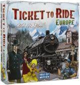 Spelletjes Ticket to ride Europe bordspel