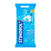 Stimorol Max splash peppermint flavour sugar free