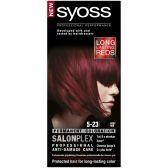 Syoss 5-23 Ruby