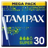 Tampax Tampons super maxi pack