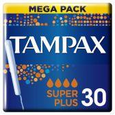 Tampax Tampons super plus maxi pack