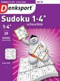 Tijdschriften Denksport 3-4 sudoku kampioen