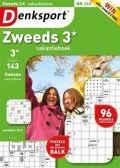 Tijdschriften Denksport 3 Zweeds vakantieboek