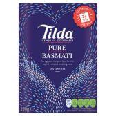 Tilda Pure basmati cook in bag