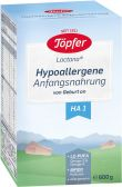 Topfer Hypoallergene zuigelingenmelk HA 1 melkpoeder (vanaf 0 maanden)