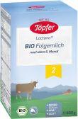 Topfer Lactana bio opvolgmelk 2 melkpoeder (vanaf 6 maanden)