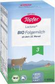 Topfer Lactana bio opvolgmelk 3 melkpoeder (vanaf 10 maanden)