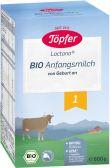 Topfer Lactana bio zuigelingenmelk 1 melkpoeder (vanaf 0 maanden)