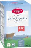 Topfer Lactana bio zuigelingenmelk PRE melkpoeder (vanaf 0 maanden)