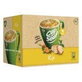 Unox Cup-a-soup kip groot