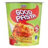 Unox Goodpasta spaghetti tomaat