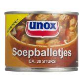Unox Soep balletjes