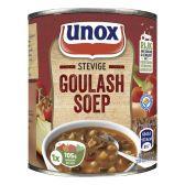 Unox Soep in blik stevige goulashsoep klein