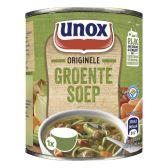Unox Soep in blik stevige groentesoep klein