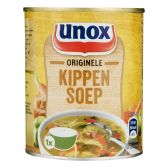 Unox Soep in blik stevige kippensoep klein