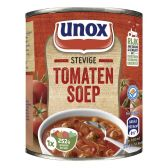 Unox Soep in blik stevige tomatensoep klein