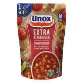 Unox Soep in zak rijkelijk gevulde tomaat