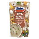 Unox Soep romige paddenstoelen
