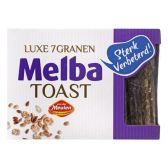 Van der Meulen Luxe 7 granen melba toast