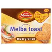 Van der Meulen Original melba toast meergranen
