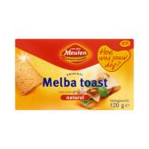 Van der Meulen Original melba toast naturel