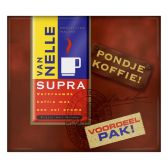 Van Nelle Supra koffie met aroma voordeelpak