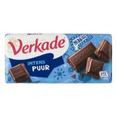 Verkade Intens chocolade puur