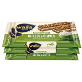Wasa Sandwich cheese & chives