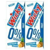 Wicky Fruit zonder suiker 10-pack