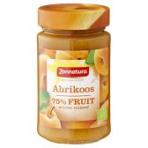 Zonnatura Abrikoos 75% fruit