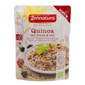 Zonnatura Mediteraanse quinoa met tomaat en olijf