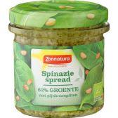 Zonnatura Spinazie spread